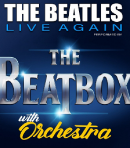 BEATBOX  - The Beatles Live Again