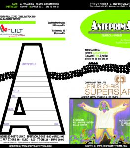 Jesus Christ Superstar Per LILT