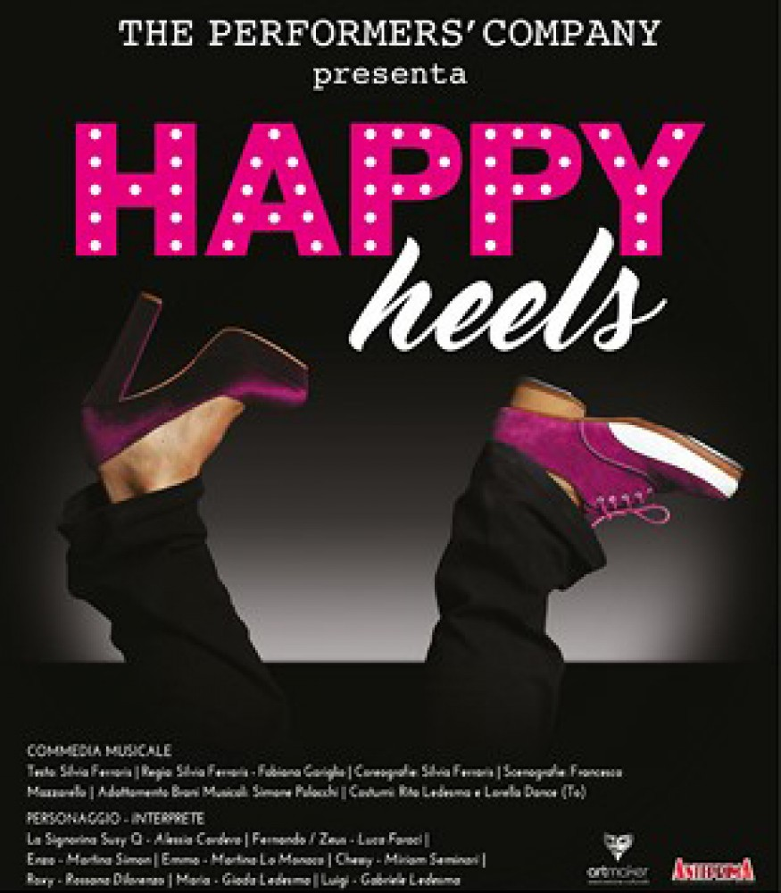 HAPPY HEELS...TACCHI ALLEGRI Musical