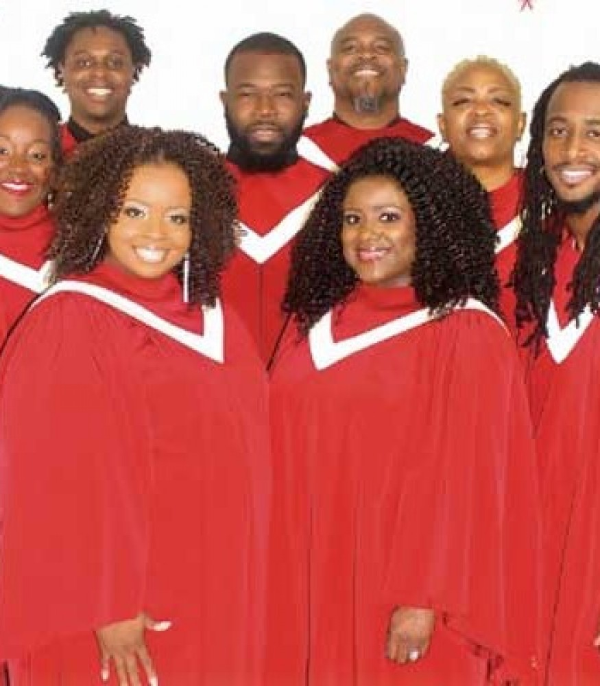 PERFECT HARMONY - The Voices of Victory GOSPEL