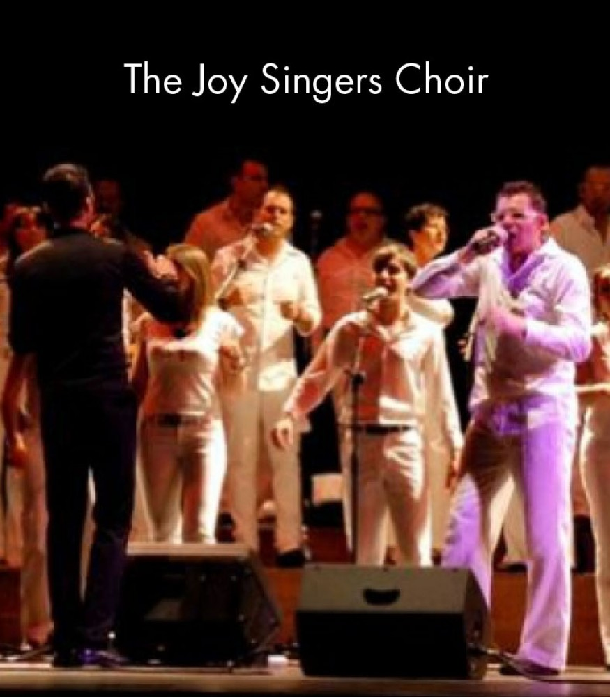 THE JOY SINGERS CHOIR