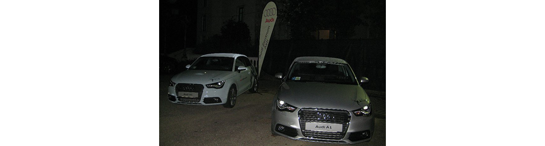 Audi A1 Tour Promotion