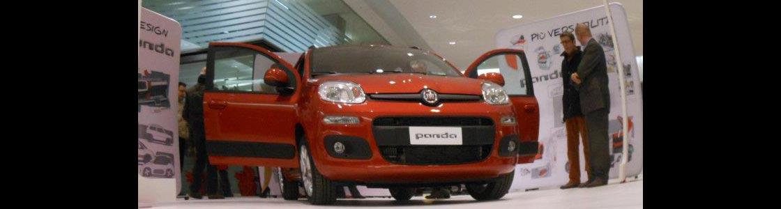 Anteprima Fiat Panda
