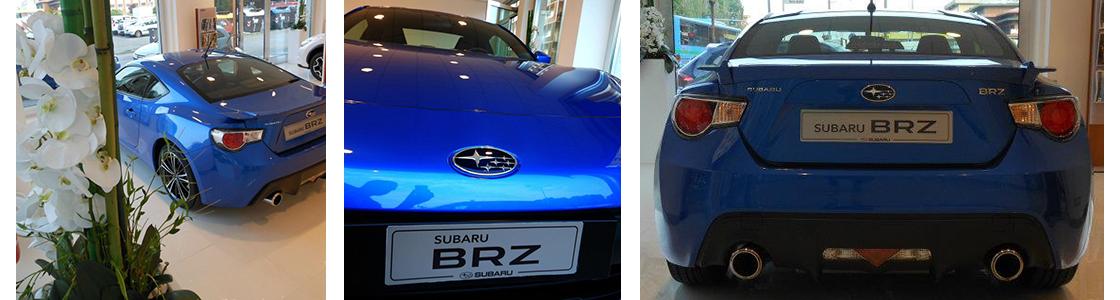 Concessionario Subaru