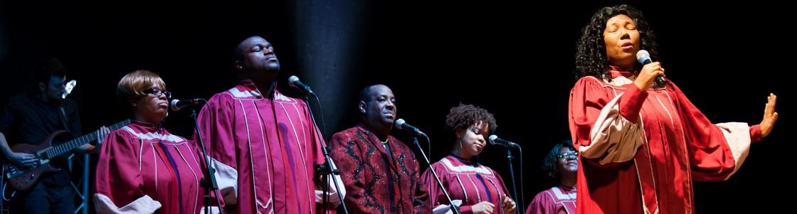 Harlem Spirit Of Gospel