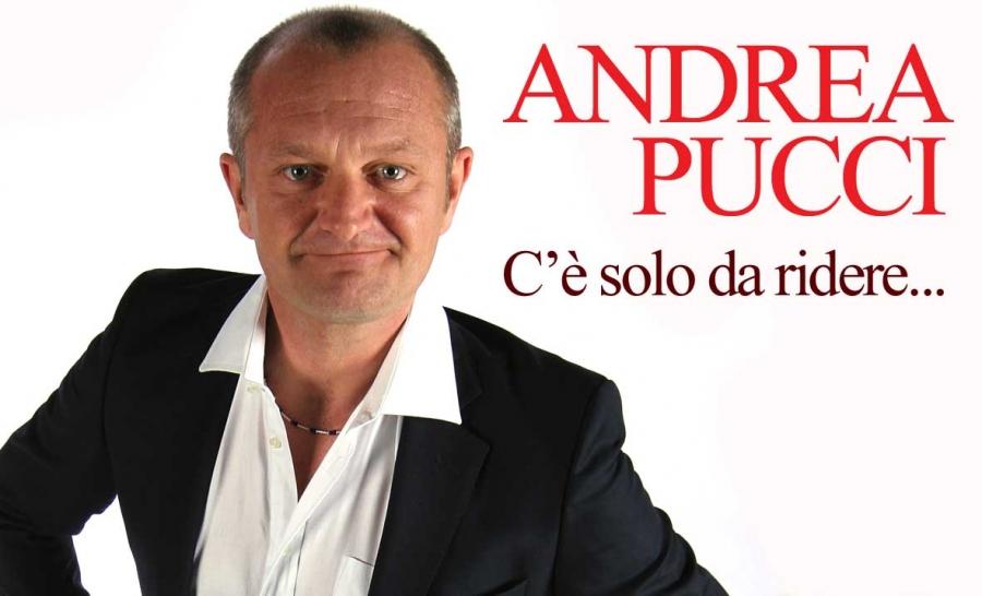 Pucci - C'è sempre e solo da ridere